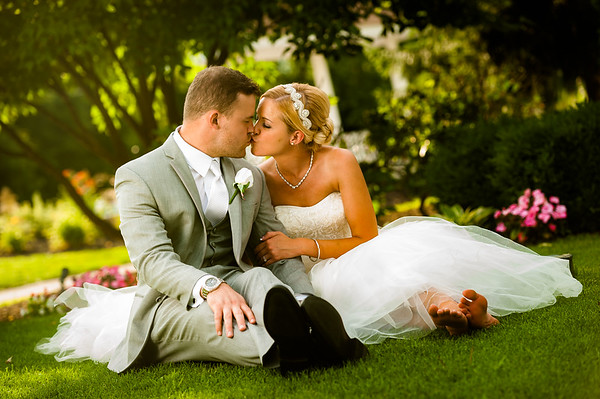 Jessica and Tim's Downingtown Country Club Wedding by Gino Guarnere