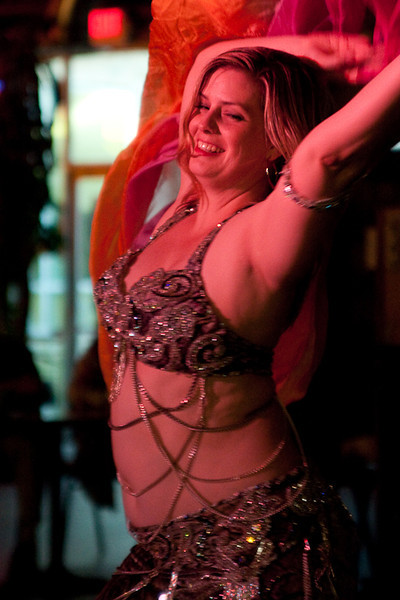 Raks Helwa Belly Dance - May 2009