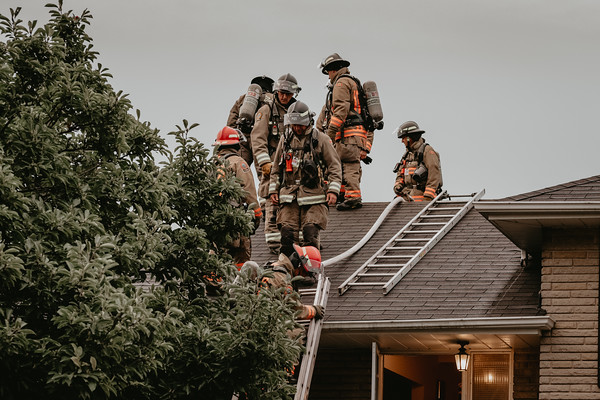 September 30, 2018 - Working Fire - 267 Park Home Ave.