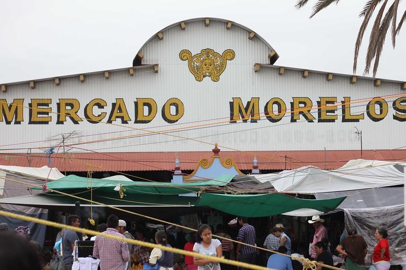 Ocotlan Market, Dave Millers Mexico