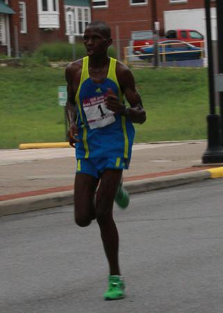 Cecil Jarvis Greater Clarksburg 10K