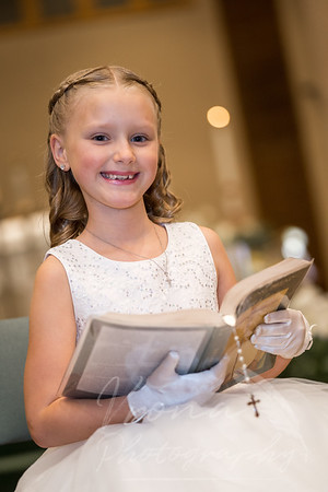 Kailyn's First Communion