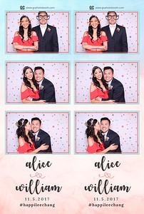 11-05-17 Alice & William