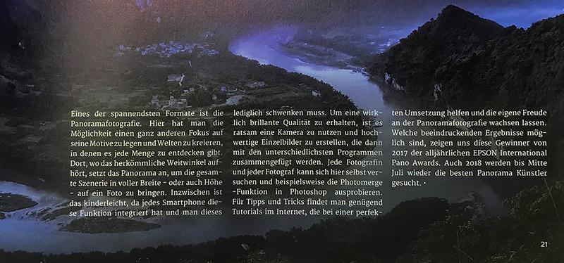 FOTOKOCH Schnappschuss Magazine, jesusmgarcia panoawards 2017