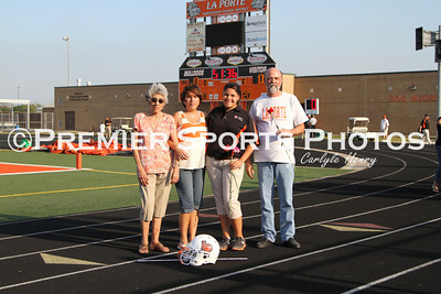 LP vs. Lee - Parents Night 9/2/2011