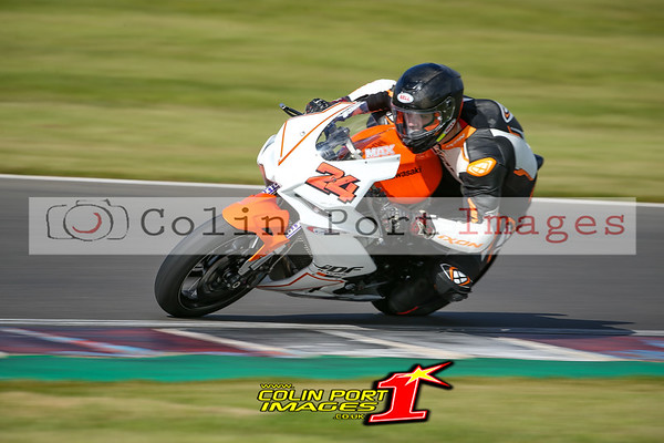 Twins & CB500 F/Man TSGB Donington 2020