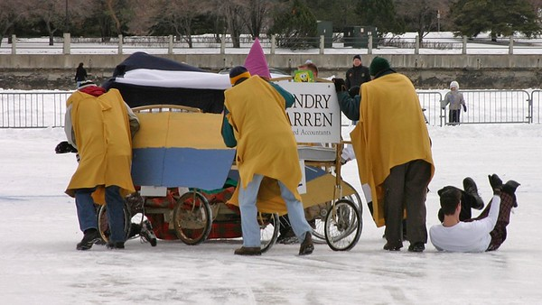 2005 Bed Race