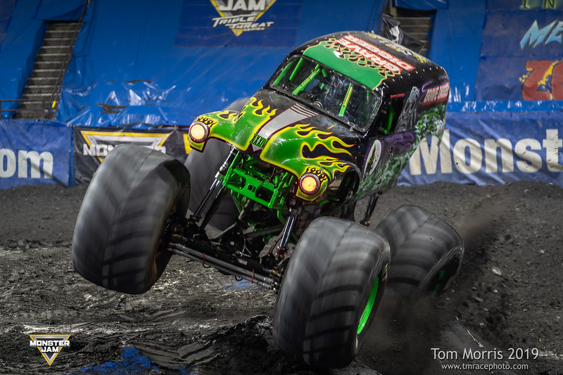 Monster Jam Worcester, MA 2/15-17/19