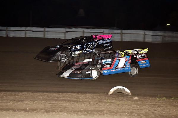 Lucas Oil MLRA, Rapid Speedway