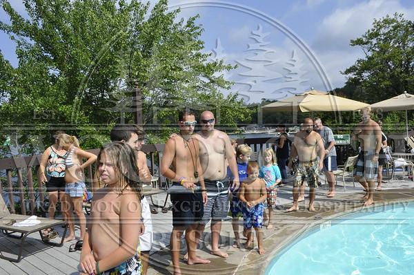 August 18 - Pool Games