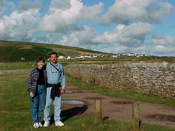 Dale Betty at Rhosilli Bay.JPG