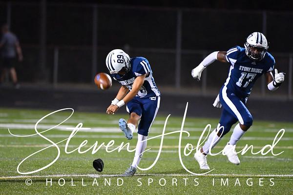 Football Varsity - Stone Bridge vs Freedom 9.27.2019 (by Steven Holland)