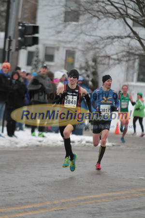 Men's 5K Finish Part 1 - 2013 Spectrum Health Irish Jig