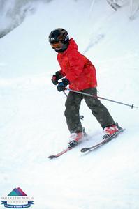 Ski Action Photos - Soren Family and freinds