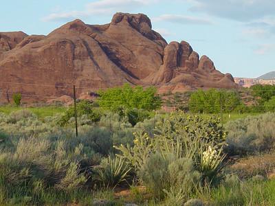 Utah - Arches/Canyan Lands 2007