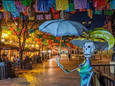 San Antonio & Houston, Texas