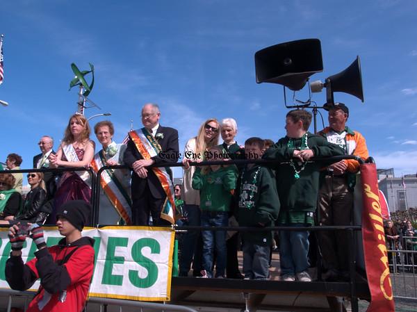 Saint Patrick's Parade 2011 Phase 2