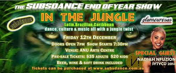 In The Jungle - Subsdance Show 2014