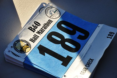 B&O Half Marathon 2018