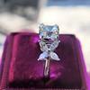 1.47ctw August Vintage Diamond Fancy Ring 21