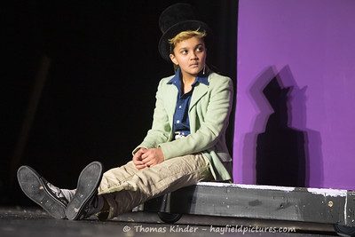 Willy Wonka Jr Dress Rehearsal 1/22/20
