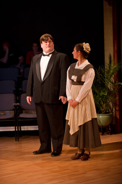 "11/8/11 Theater Production of ""Stepmother"""