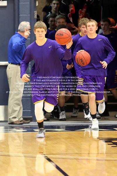 2015 Bayfield Varsity Boys Basketball vs The Academy March 12