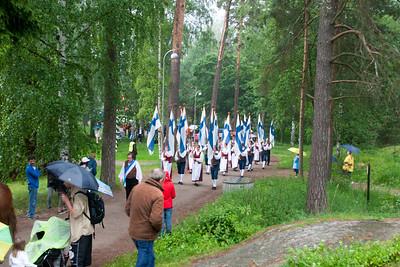 Juhannus Seurasaaressa 25.6.2010
