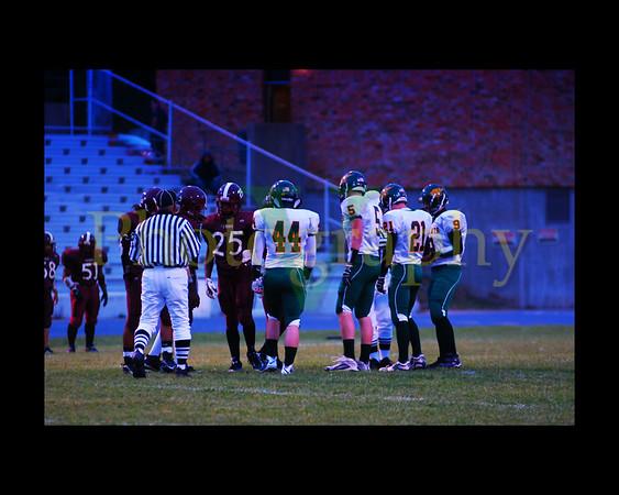 BLHS Football Vs Washington