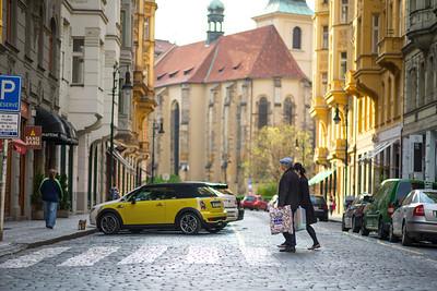 Vienna Prague 2014
