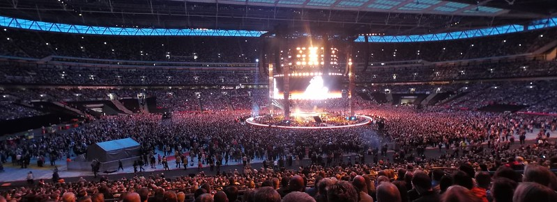 Adele at Wembley, 29 June 2017