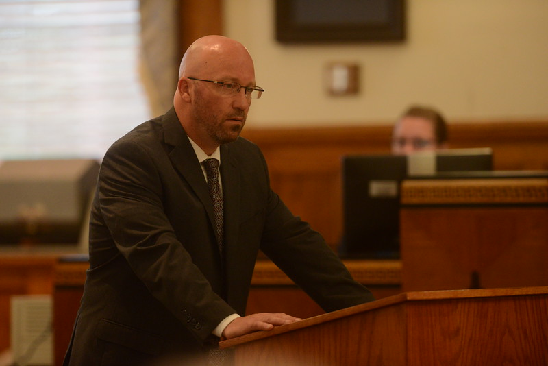Opening Remarks by  prosecutor Michael Kavannaugh