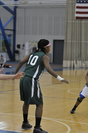 babson women basketball  1.13.2010