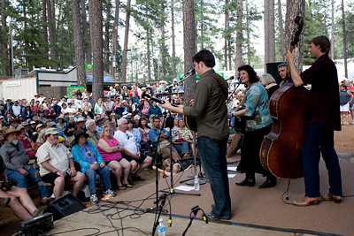 California Bluegrass Festival