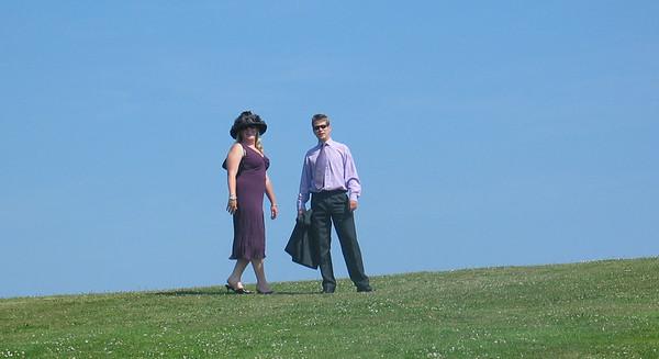 Duncan & Jeannie Wedding, 10 Jul 2005