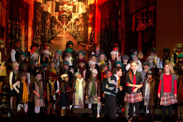 Christmas Musical 2011 - The Great Christmas Giveaway