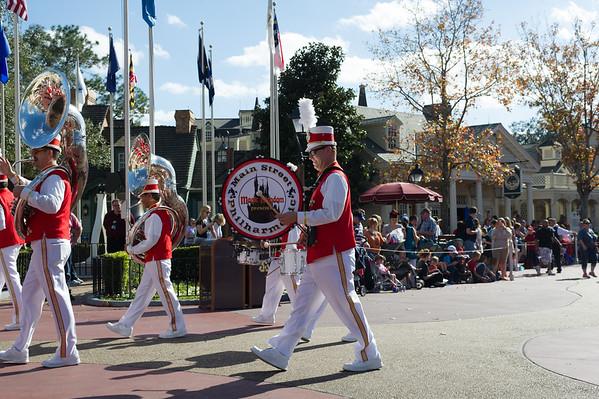 Magic Kingdom - 3oclock parade