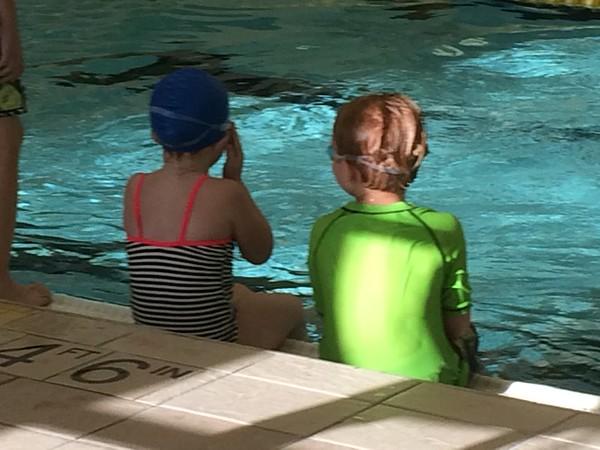 Byrne Family Swim Lesson 07/22/15