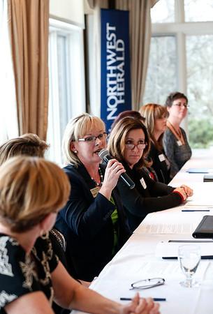 20171213 - Women Business leaders share Wisdom (hrb)