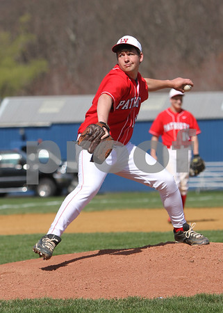 Lenape Valley vs Mount Olive - Varsity Baseball