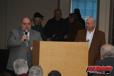 New York State Stockcar Association Hall of Fame Induction Ceremony-Saratoga Auto Museum-Bill McGaffin-2/23/19