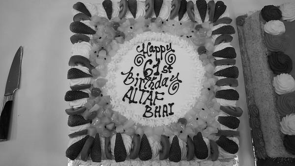 Altaf Hussain 6ist Birthday Sydney 2014 BBQ