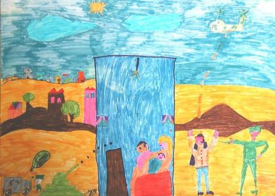 Art By Palestinian Children