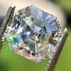 3.30ct Vintage Asscher Cit Diamond GIA J VS1 2
