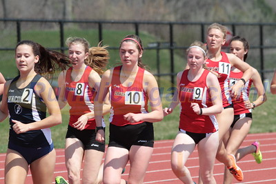 1500M Women, Gallery 1 - 2017 Golden Grizzly Invite