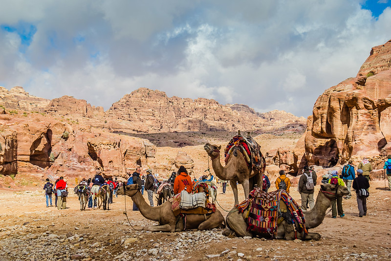 Best time to visit Jordan