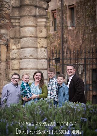 Oppel Family Takes Italy
