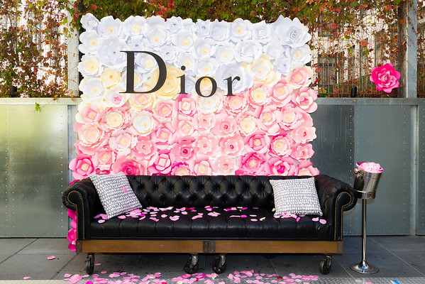 Miss Dior Absolute Blooming Launch Party 07.16
