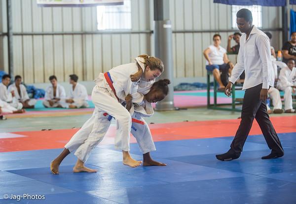 Coupe de Guyane de Judo 2018