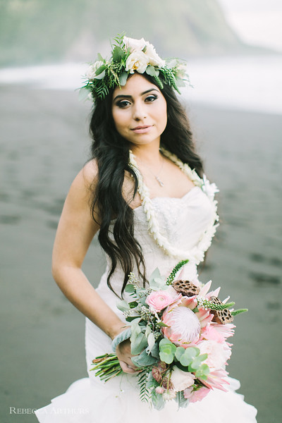 Waipio Valley Wedding